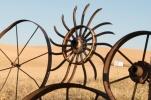 Wheels and wheels - Palouse - ©Derek Chambers