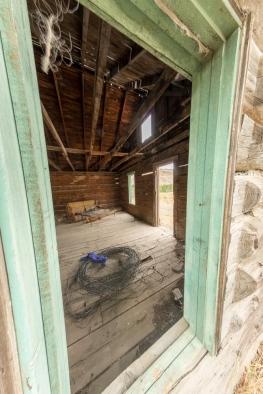 Farwell Ranch House Interior- ©Derek Chambers