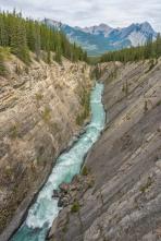Siffleur River Canyon, Kootenay Plains - ©Derek Chambers