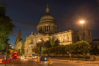 St. Paul's Cathedral - ©Derek Chambers