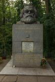 Karl Marx, Highgate Cemetery - ©Derek Chambers