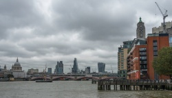 The Old and the New - which will still be there in 200 years? - ©Derek Chambers