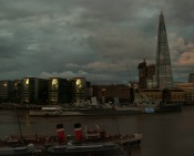 The Shard in the Morning - ©Derek Chambers