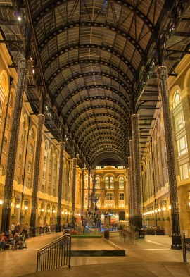 Hay's Galleria, South Bank - ©Derek Chambers
