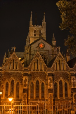 Southwark Cathedral - ©Derek Chambers