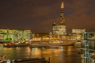 The Shard At Night - ©Derek Chambers