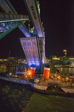 Tower Bridge Open - ©Derek Chambers