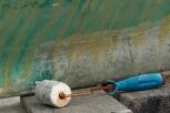 A Painting Job Abandoned - ©Derek Chambers
