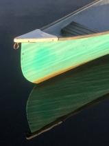The Green Canoe - ©Derek Chambers