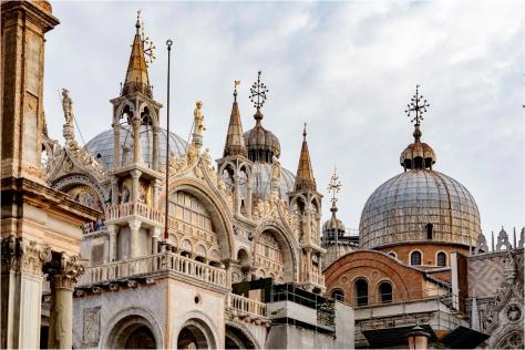 Bascilica San Marco, Venice - Derek Chambers