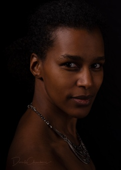 AD1-S7899 - Portrait: Alamaz Durand - Derek Chambers