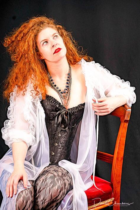 Kendra Cox - Stylized - Derek Chambers